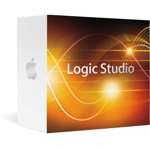 Apple Logic Studio Upgrade from Logic Pro, Logic Studiol - MB798Z/A вид сбоку