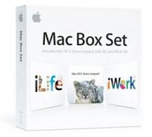 Mac Box Set Family Pack (10.6.3) MC582RS/A